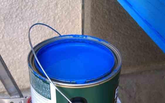 Покрытие стен фактурными красками