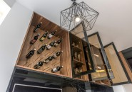 8 авторских винных шкафов