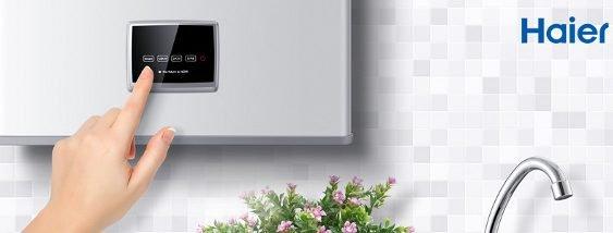 Обзор линейки плоских электрических накопительных водонагревателей Haier