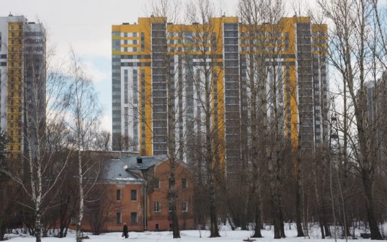 Малоэтажка или небоскребы. На каком этаже хотят жить петербуржцы