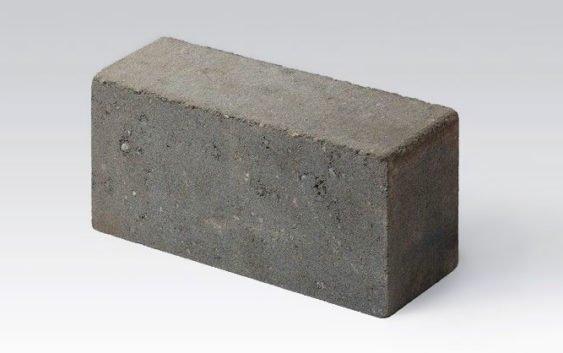 Кирпич рядовой бетонный