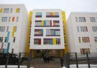 В Ленсоветовском накануне Нового года ввели в эксплуатацию школу на 1550 мест
