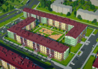 Компания «Терминал-Ресурс» построит новые жилые комплексы с проектным финансированием