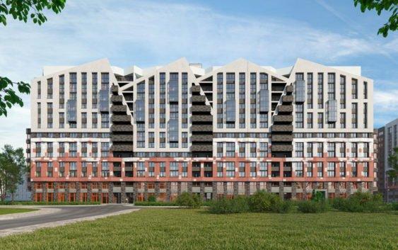 Жилой комплекс «Альпы»: квартиры с террасами в Калининграде