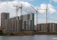 Новостройки вырвались вперед: строящееся жилье уже стоит дороже готового
