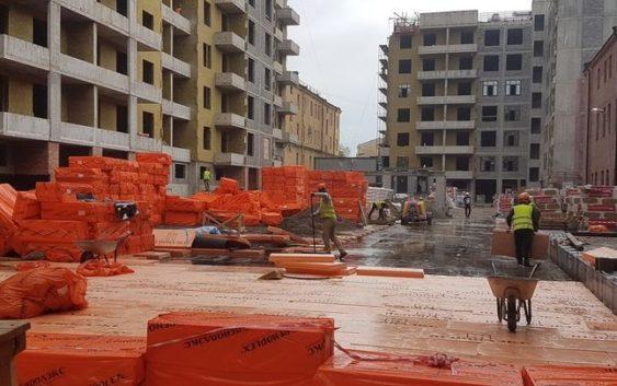 Студентам СПбГАСУ раскрыли секреты строительства элитного жилья