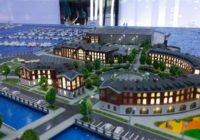 «Группа компаний Алькор» инвестирует в Кронштадт 16 млрд рублей. На них построят марину, жилье, поликлинику, детские сады и отель