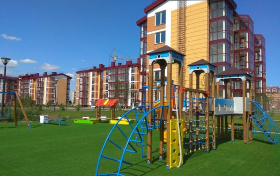 Квартиры для детей — в «Образцовых кварталах»
