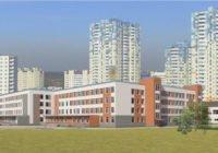 Школа в Парголово получила новое разрешение на строительство. Ее обещают достроить в 2022 году