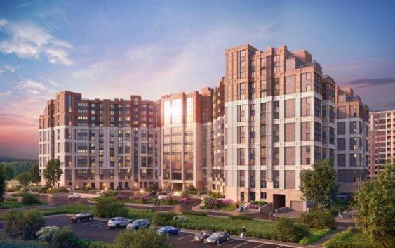 ЖК «Листва»: квартиры в новом кирпичном доме у парка Сосновка