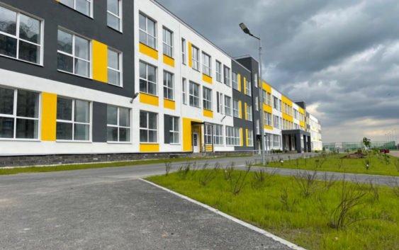 Первая школа в Новогорелово начнет работу 1 сентября