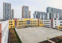 В сентябре в Приморском районе откроется новая школа на 1 600 мест