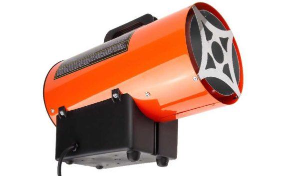 Газовая тепловая пушка. Особенности выбора отопительного газового пистолета.