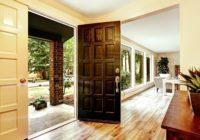 Советы по выбору входной двери для дома