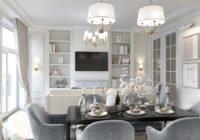 Несколько способов добавить простора однокомнатной квартире