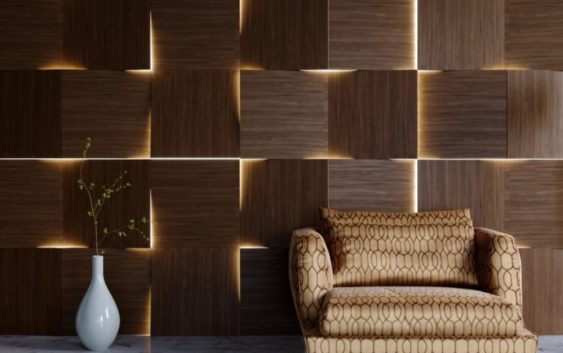 Преимущества декоративных стеновых панелей